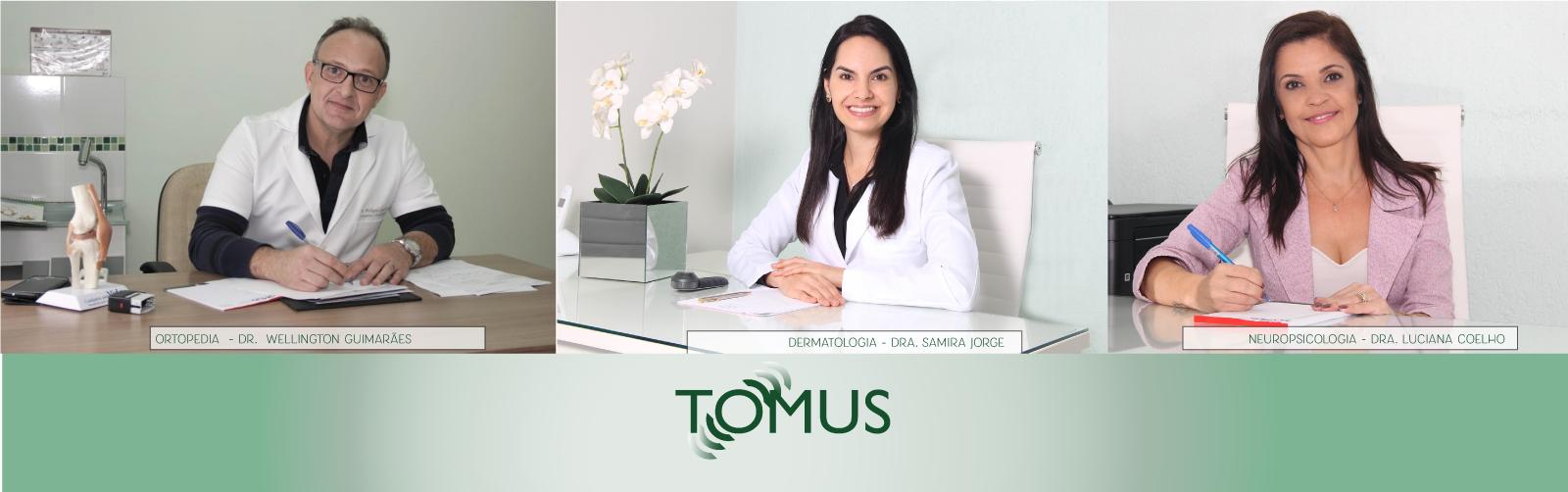 Clínica Tomus Consultas Especialidades Médicas